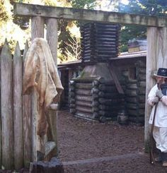 Take the kids to Fort Clatsop, Lewis and Clark National Historic Park to learn about Sacagawea and this historic journey. #fortclatsop #lewisandclark #oregonforkids