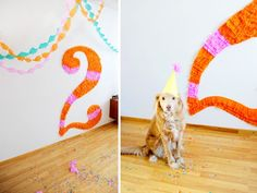 DIY: Fringey Monogram | Oh Happy Day!
