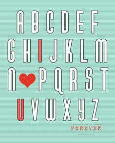 Free Valentine Printables… More options at the36thavenue.com So cute! #valentines #printable