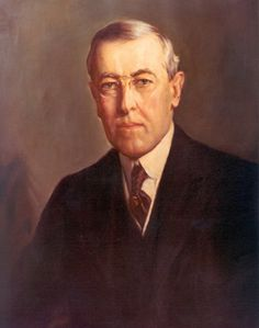Woodrow Wilson, 28th President