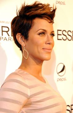 Nicole Ari Parker <3. Your new hair will be strong enough for highlights.