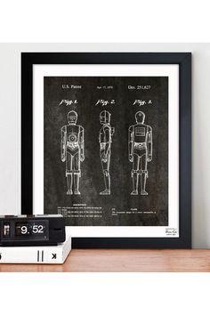 Robot 1979 Framed Art Print