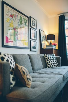2014 Comfort Modern Living Room Decorating Ideas