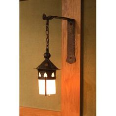 Gustav Stickley, The Craftsman Workshops, The Gustav Stickley Company, 1898-1901: United Crafts 1901-1903, Pair of sconces, c. 1904-1913, copper and glass, Dallas Museum of Art, Discretionary Decorative Arts Fund