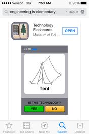 Engineering App launched from EiE (free!)
