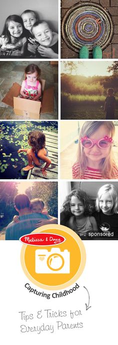 {Capturing Childhood} Photography tips & tricks *very cool