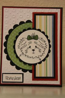 Cards by Brenda: Thank you Cards