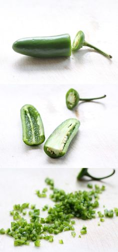 Like spicy but not TOO spicy? Learn how to de-seed jalapenos for the perfect mild heat in your recipes!   LoveGrowsWild.com