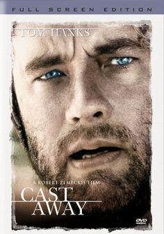 Cast Away film, movie theaters, balls, cast, poster, tom hanks, drama, clocks, island