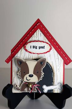 Create a Critter - Dog & Dog House