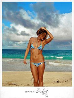 summer beach bikini