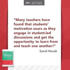 Tackle student-led discussions with the tips from this ASCD author.