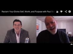 "Reclaim Your Divine Self, Worth, and Purpose with Paul Selig. http://www.AfterlifeTV.com ""Paul Selig reveals (a) the structures that have set us up for fear, (b) how we can operate at a higher level in order to live with more love and less fear, and (c) how to fully tap into our divine self and live as self-realized beings, thereby reclaiming our divine self, worth, and purpose."" ~ Bob Olson, Afterlife TV http://www.afterlifetv.com paul selig, favorit spiritu, spiritu inspir, tv interview, afterlif tv"