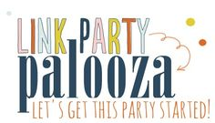 Link Party Palooza — and $25 Target Gift Card Giveaway! #FavThingsHop