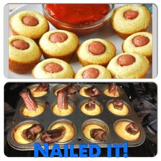 Nailed it! - Too funny - Pinterest vs Reality - Here are other funny ones on this pinners board  http://www.pinterest.com/kristiwithani/nailed-it/