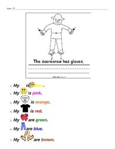 Directions worksheets on Pinterest | Following Directions, Worksheets ...