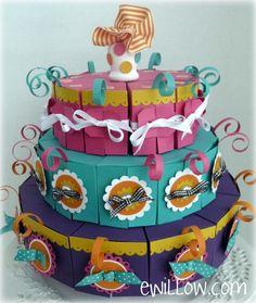Tutorial torta e fette