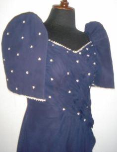 filipiniana dress -