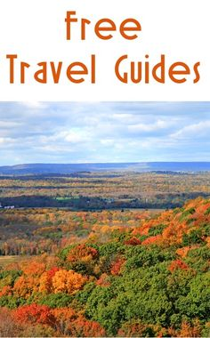 FREE Travel Guides {for your next vacation or staycation!}