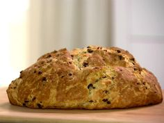 Irish Soda Bread from FoodNetwork.com Made this and it was soooo GOOD!