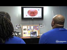 Vision Training with the  IMG Academy Athletic & Personal Development program