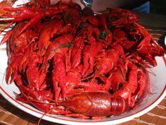 boil crayfish