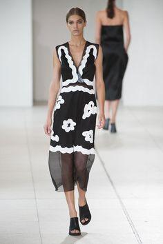 Day 4 at London Fashion Week: Issa