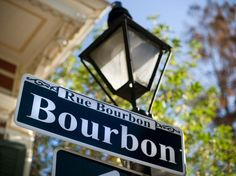 favorit place, bourbon street, new orleans, street sign, mississippi river, louisiana, french quarter, travel, mardi gras