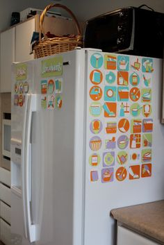 Chore Chart; make with a Cricut