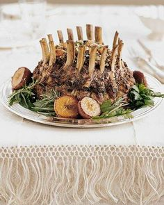 Crown Roast Recipe