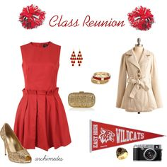 """""""Class Reunion"""" by archimedes16 on Polyvore"""