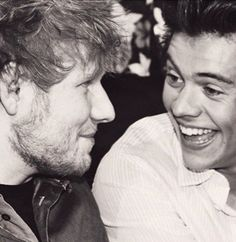 Ed and Harry at the TCA 8.11.13