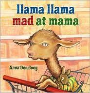 llama mad, books, worth read, book worth, llama llama
