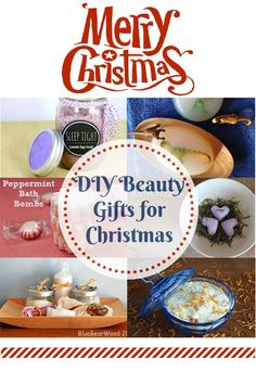 DIY beauty Gifts For