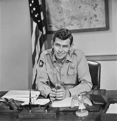 RIP, Andy Griffith
