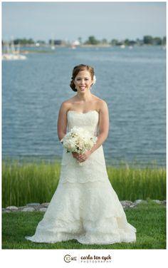 Beauty Dana Bartone & Co | Photography by Carla Ten Eyck Photography | The Inn at Longshore Wedding