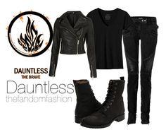Dauntless inspired