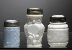 Vintage owl jar by MyOwlBarn, via Flickr