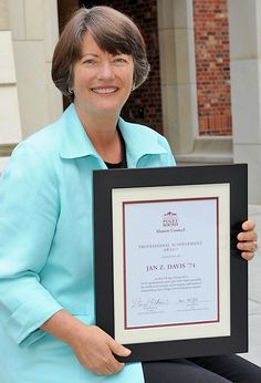 Jan Z. Davis honored by university for lifetime achievement (Port Townsend Leader)