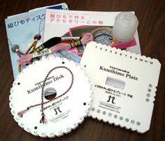 Kumihimo Braiding Tools. Friendship Bracelets. Bracelet Patterns. How to make bracelets