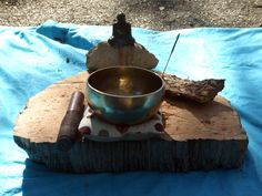 insence meditate | Buddhist Meditation Altar