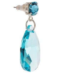 Krystal Swarovski Pear Drop Earrings