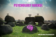 Psychology Rocks. Learn all about it here: http://www.all-about-psychology.com/  #psychology