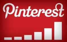 Visitor stats on Pinterest: Hockey Stick Growth!