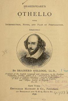 favorite Shakespeare book