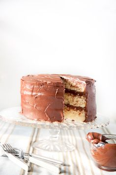Paula Deen Basic 1-2-3-4 Cake, A good foundation for creativity, you can do whatever you like with this recipe!