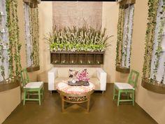 Flower Sitting Room