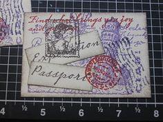 atc card, heart, trade card, tag, artist trade