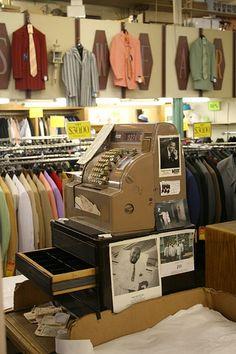 vintag depart, department stores, depart store, memori lane, goldmann depart