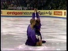 Torvill & Dean - Bolero Free Dance Worlds '84, I LOVE watching this!!!!!
